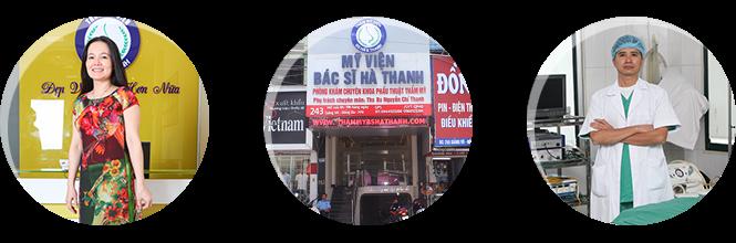 Giới thiệu về thẩm mỹ bác sĩ Hà Thanh