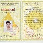Bác sĩ Nguyễn Chí Thanh công tác tại bệnh viện Việt Đức