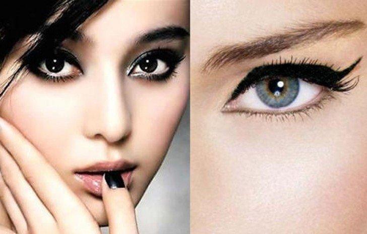 Đôi mắt diều hâu và cách khắc phục hiệu quả