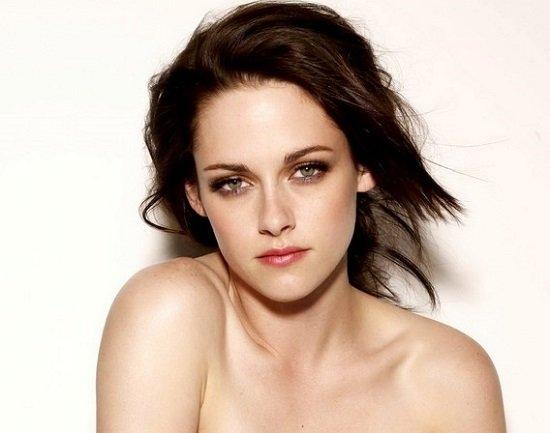 Kristen Stewart có một đôi mắt đẹp cuốn hút