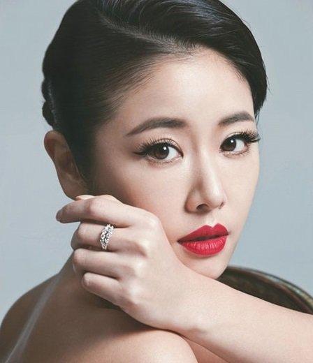 Lâm Tâm Như đôi mắt đẹp ở Châu Á